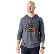 Men's Running Lightweight Hoodie - Beach Run