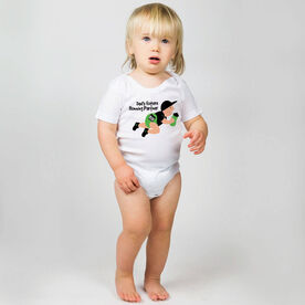 Running Baby One-Piece - Dad's Future Running Partner