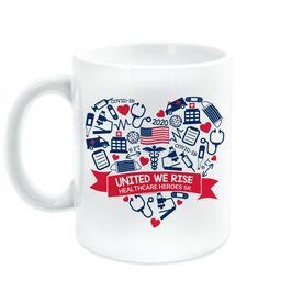 Running Coffee Mug - Healthcare Heroes 5K ($5 Donated to Americares)
