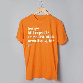 Running Short Sleeve T-Shirt - Run Mantra PR