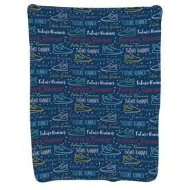 Running Baby Blanket - Future Runner