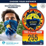 Virtual Race - Take a Hike/Walk Custom Distance