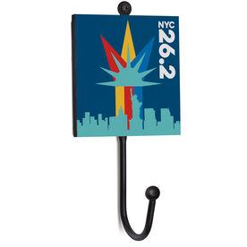 Running Medal Hook - NYC 26.2