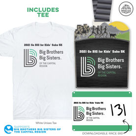 Virtual Race - Big Brothers Big Sisters of the Capital Region Virtual 5K (2021)