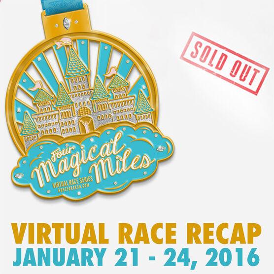 Magical Miles Virtual 4 Mile Race