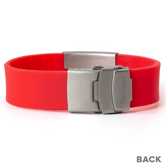 Premier Silicone IDmeBAND Bracelet