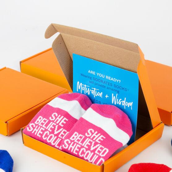 Socrates® Socks Gift Box