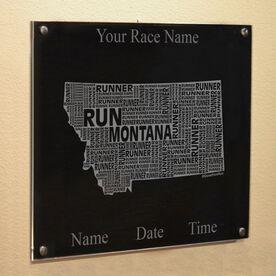Montana State Runner Wall Art