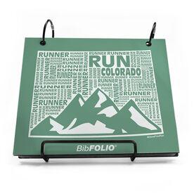 Colorado State Runner BibFOLIO