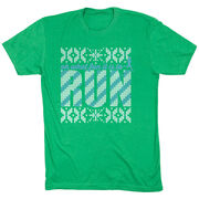 Running Short Sleeve T-Shirt - Oh What Fun It Is to Run