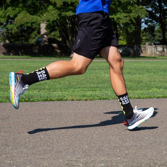 Socrates® Mid-Calf Performance Socks - Bad Ass
