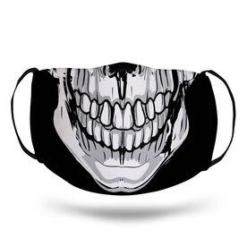 Face Mask - Skull Grin