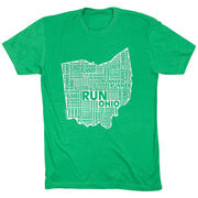 Running Short Sleeve T-Shirt - Ohio State Runner
