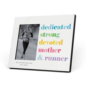Running Photo Frame - Mantra Mother Runner
