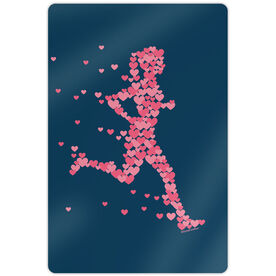 "Running 18"" X 12"" Wall Art - Heartfelt Run"