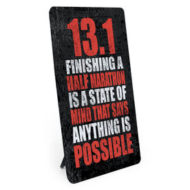 Running Desk Art - 13.1 Anything Is Possible