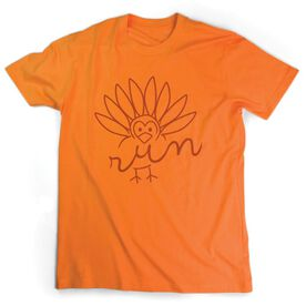 Running Short Sleeve T-Shirt - Turkey Run