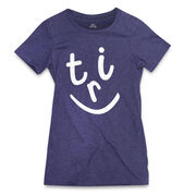 Women's Everyday Runners Tee Tri Face