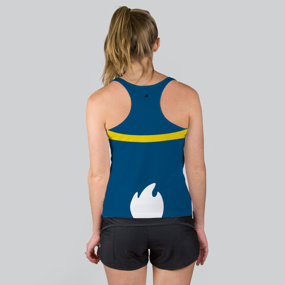 Women's Performance Tank Top - Sailor Duck