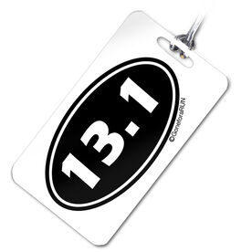 13.1 Personalized Sport Bag/Luggage Tag