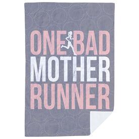Running Premium Blanket - One Bad Mother Runner