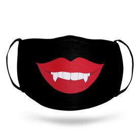 Face Mask - Vampire Teeth
