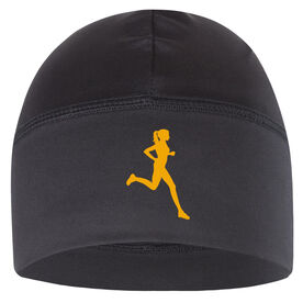 Run Technology Beanie Performance Hat - Female Runner