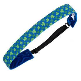 Athletic Juliband Non-Slip Headband - Clover