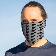 Running Multifunctional Headwear - Lone Wolf RokBAND