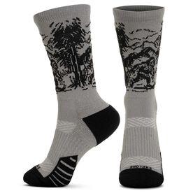 Socrates® Mid-Calf Performance Socks - Explore