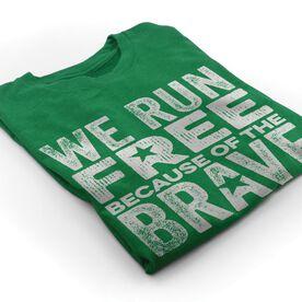 Running Short Sleeve T-Shirt - We Run Free