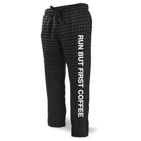 Running Lounge Pants - Run But First Coffee
