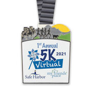 Virtual Race - Safe Harbor Support Center's Run for Child Abuse Awareness (2021)