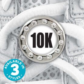 Shoe Lace Charm 10K