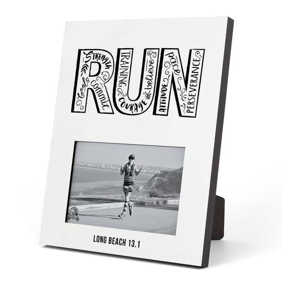 Running Photo Frame - Run With Inspiration