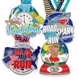 Virtual Race Buddy Medals