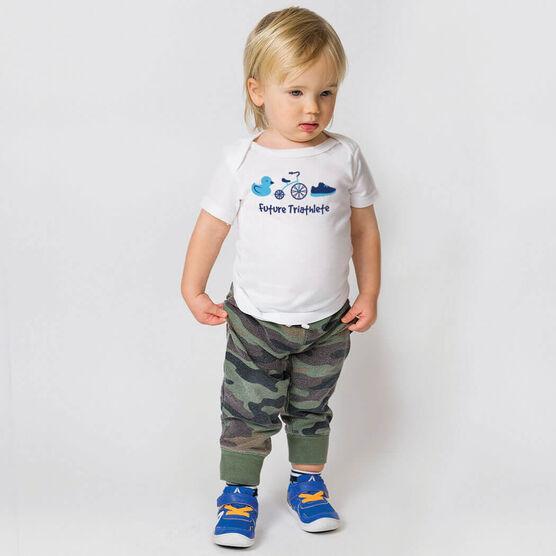 Triathlon Baby T-Shirt - Future Triathlete
