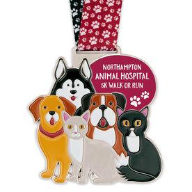 Pets Custom Race Medals