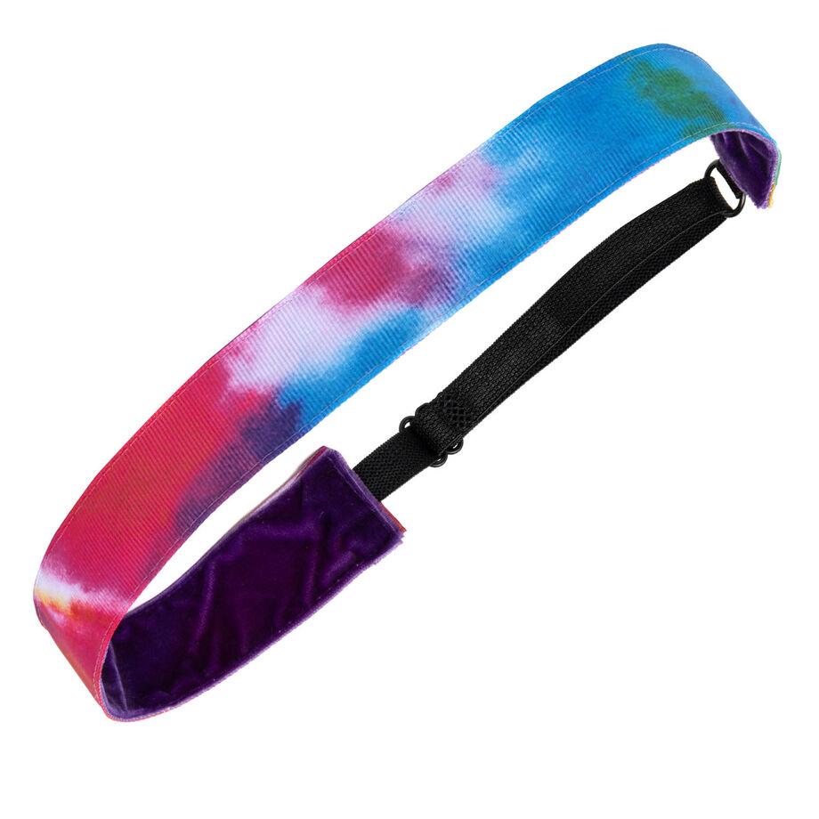 Athletic Juliband Non-Slip Headband - Tie-Dye