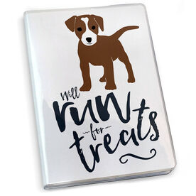 Running Journal Will Run For Treats