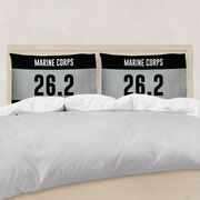 Running Pillow Case - Custom Bib