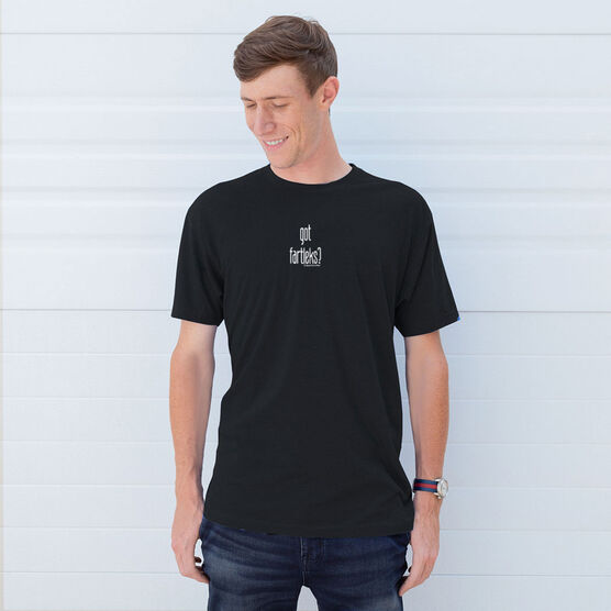 Running Short Sleeve T-Shirt - Got Fartleks?