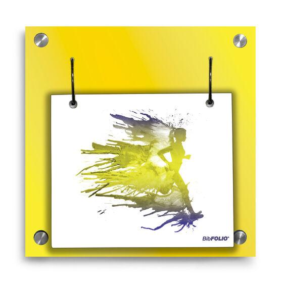 Running Wall BibFOLIO® Display Runnergy