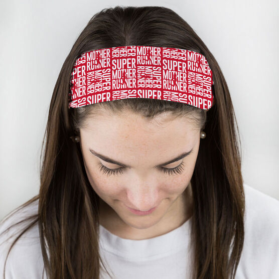 Running Multifunctional Headwear - Super Mother Runner Repeat RokBAND
