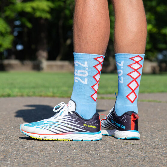 Socrates® Mid-Calf Performance Socks - Marathon