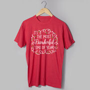 Running Short Sleeve T-Shirt - Runderful Time of Year