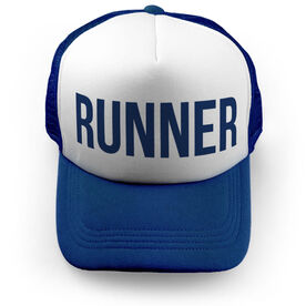 Running Trucker Hat - Runner (Bold)