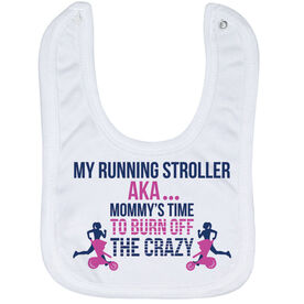 Running Baby Bib - My Running Stroller