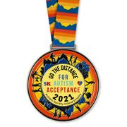 Virtual Race - Go the Distance for Autism Society Inland Empire (2021)
