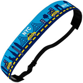 Athletic Juliband No-Slip Headband - NYC Icons